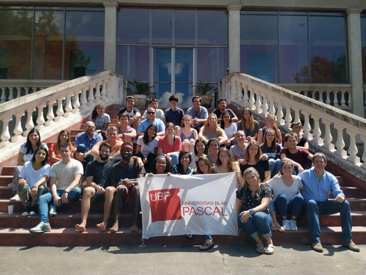 Nuevos alumnos extranjeros en la UBP