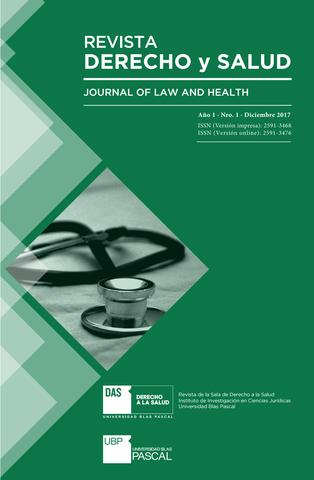 Call For Papers – Revista Derecho y Salud Nº 3