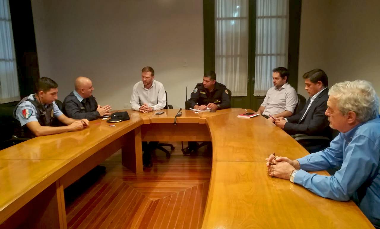 Autoridades de la UBP solicitan reforzar la seguridad a la Policía de Córdoba