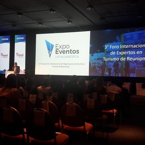Fuerte apuesta por el desarrollo del turismo de reuniones