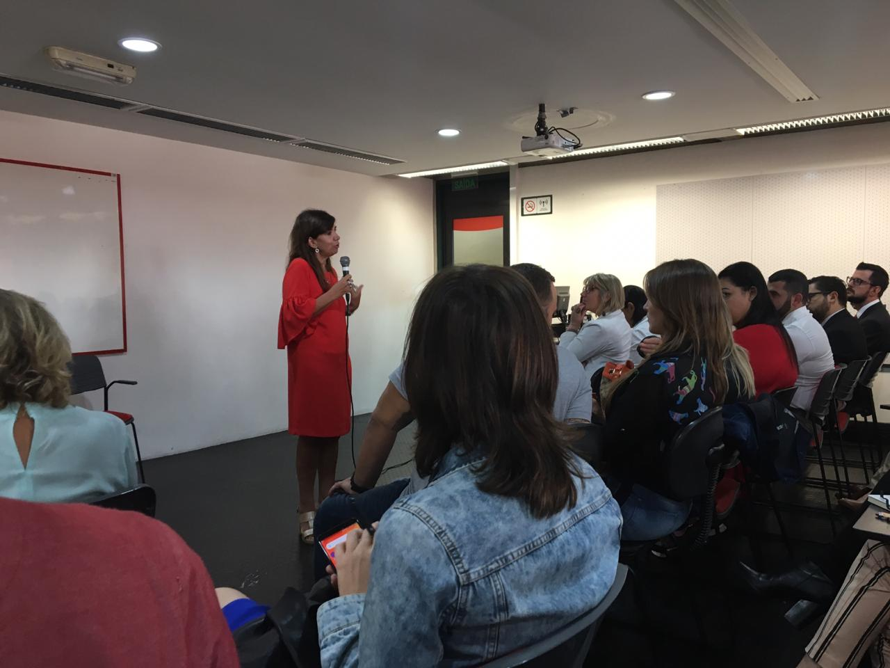 Participación UBP en Seminario Internacional