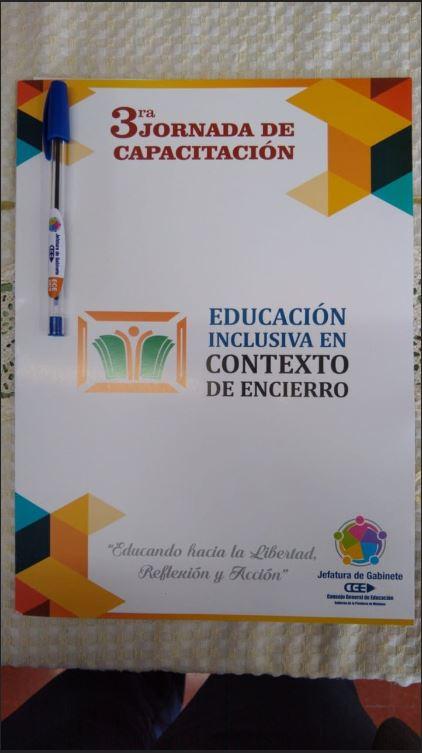 Participación UBP en la Jornada Educando hacia la Libertad