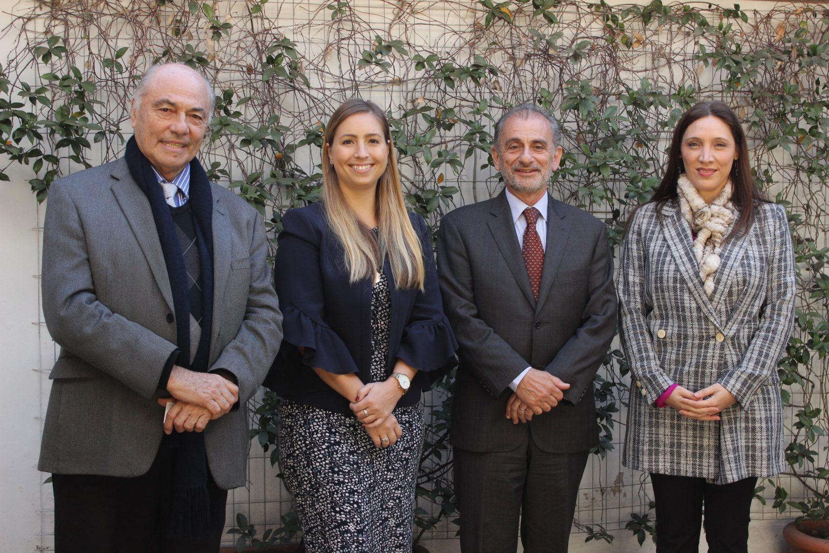 La Embajada británica visita la UBP