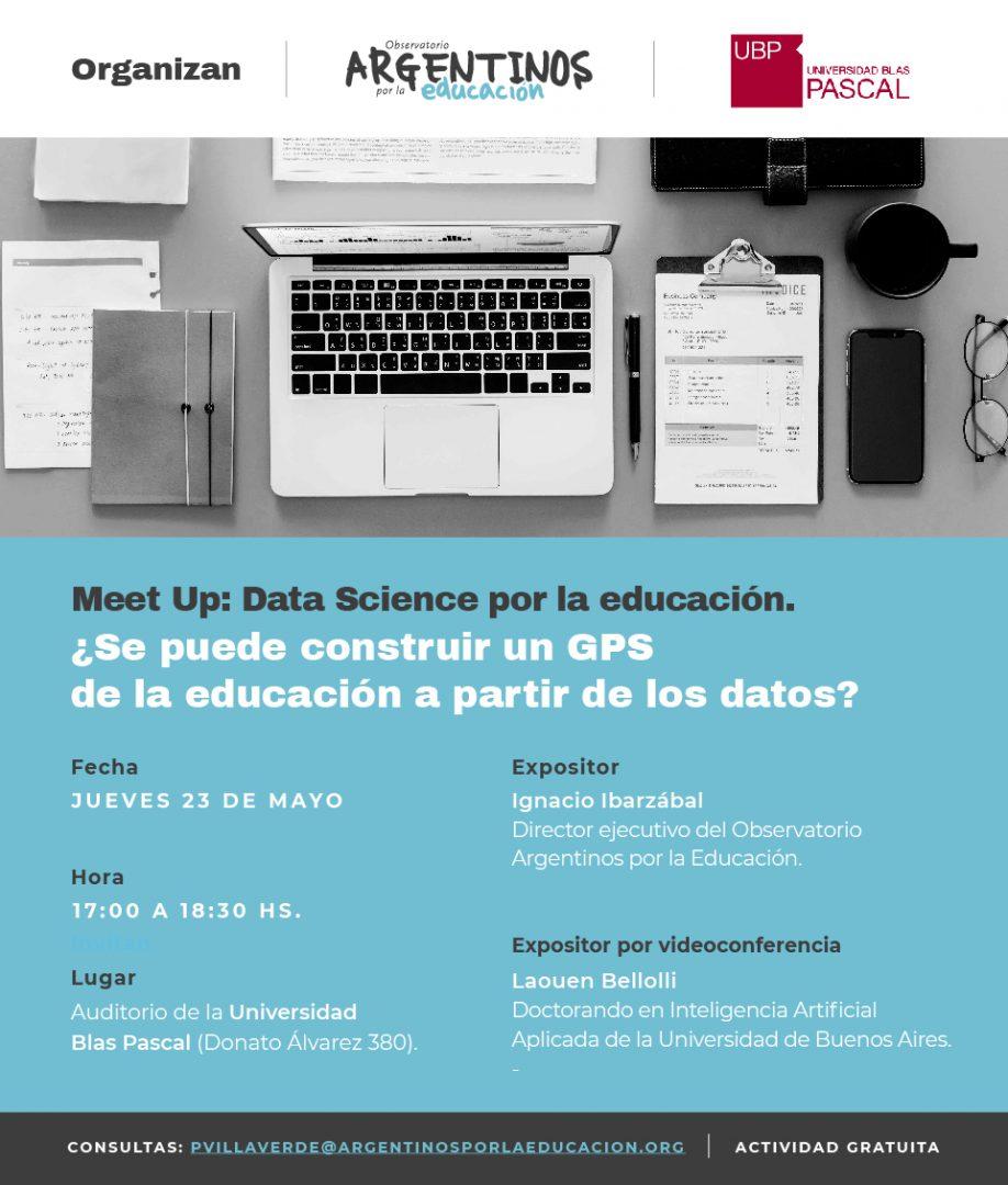 El Observatorio Argentinos por la Educación llega a Córdoba