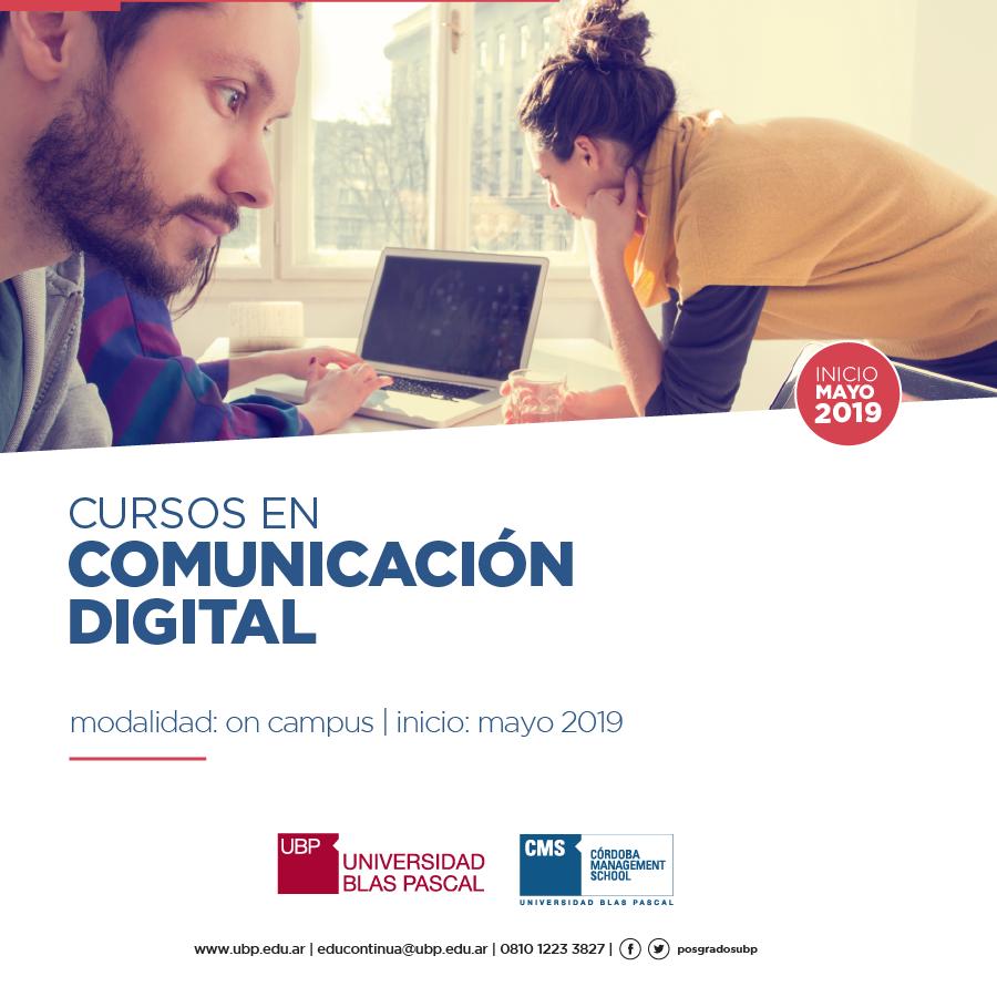 Incorporá herramientas de comunicación digital