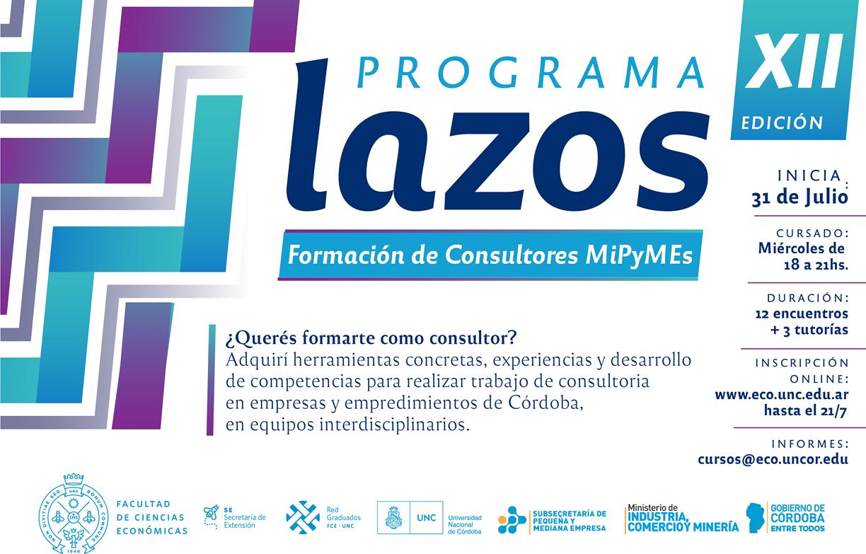 """La UBP invita al programa """"Lazos"""""""