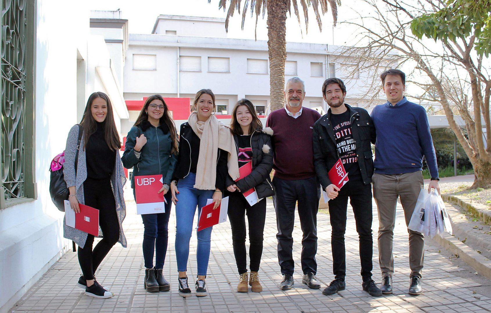 Alumnos UBP participarán del programa de intercambios del segundo semestre