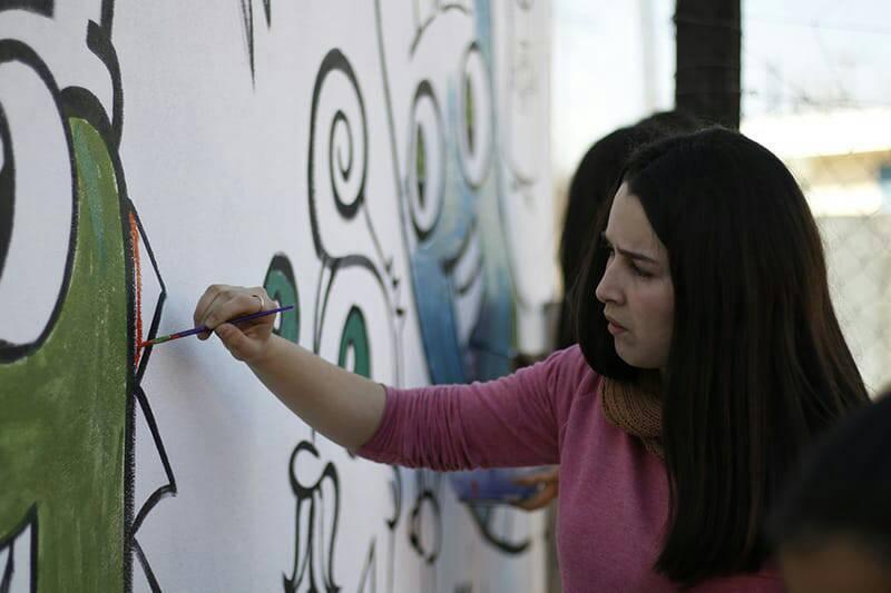 La UBP celebró el Día del Libro con el Merendero Mis Pimpollos