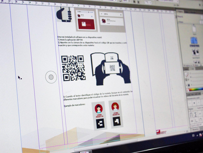 Realidad Aumentada en las asignaturas de la UBP, modalidad online
