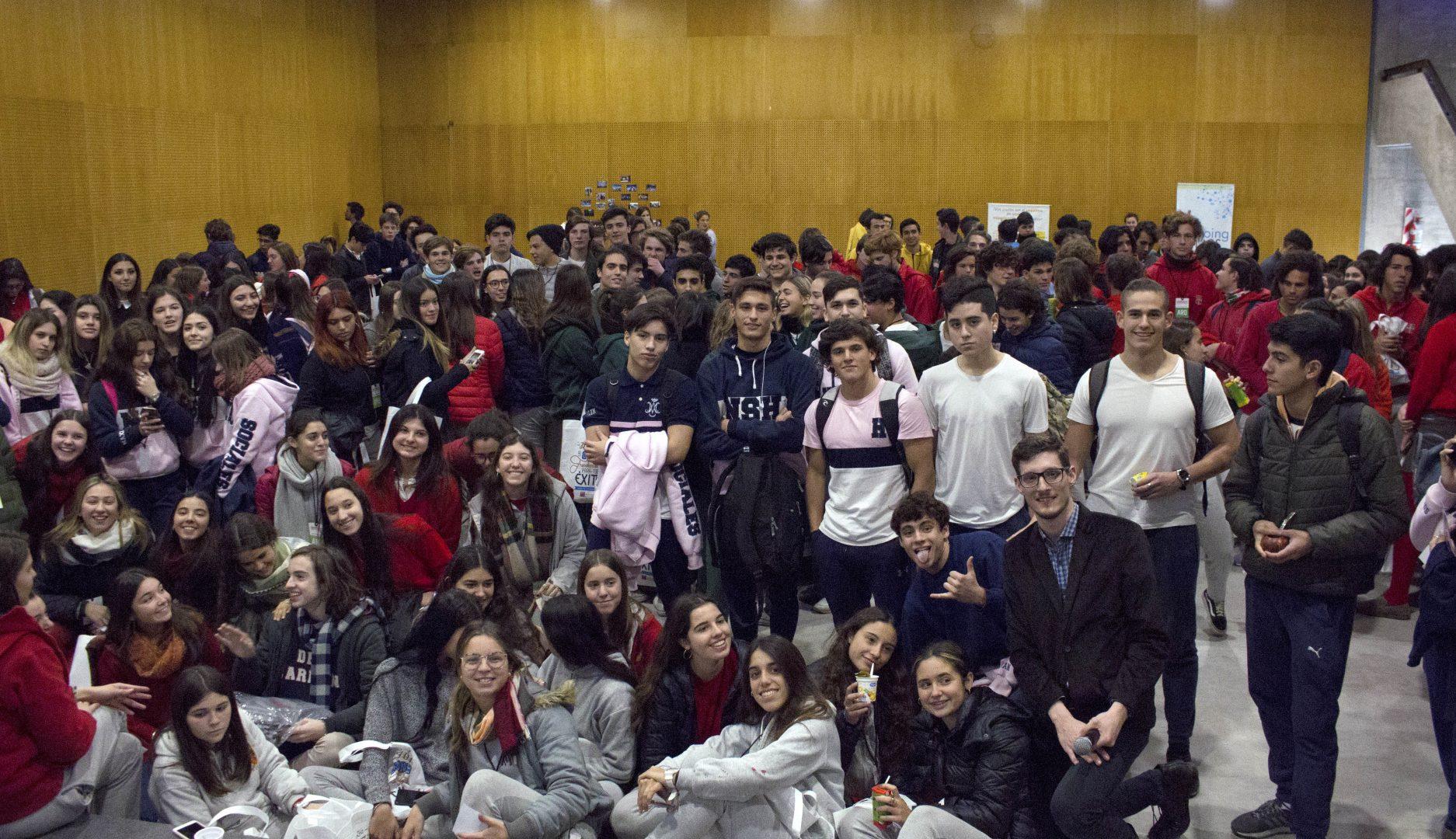Jornada de puertas abiertas: una vez más estudiantes del secundario pudieron conocer la UBP