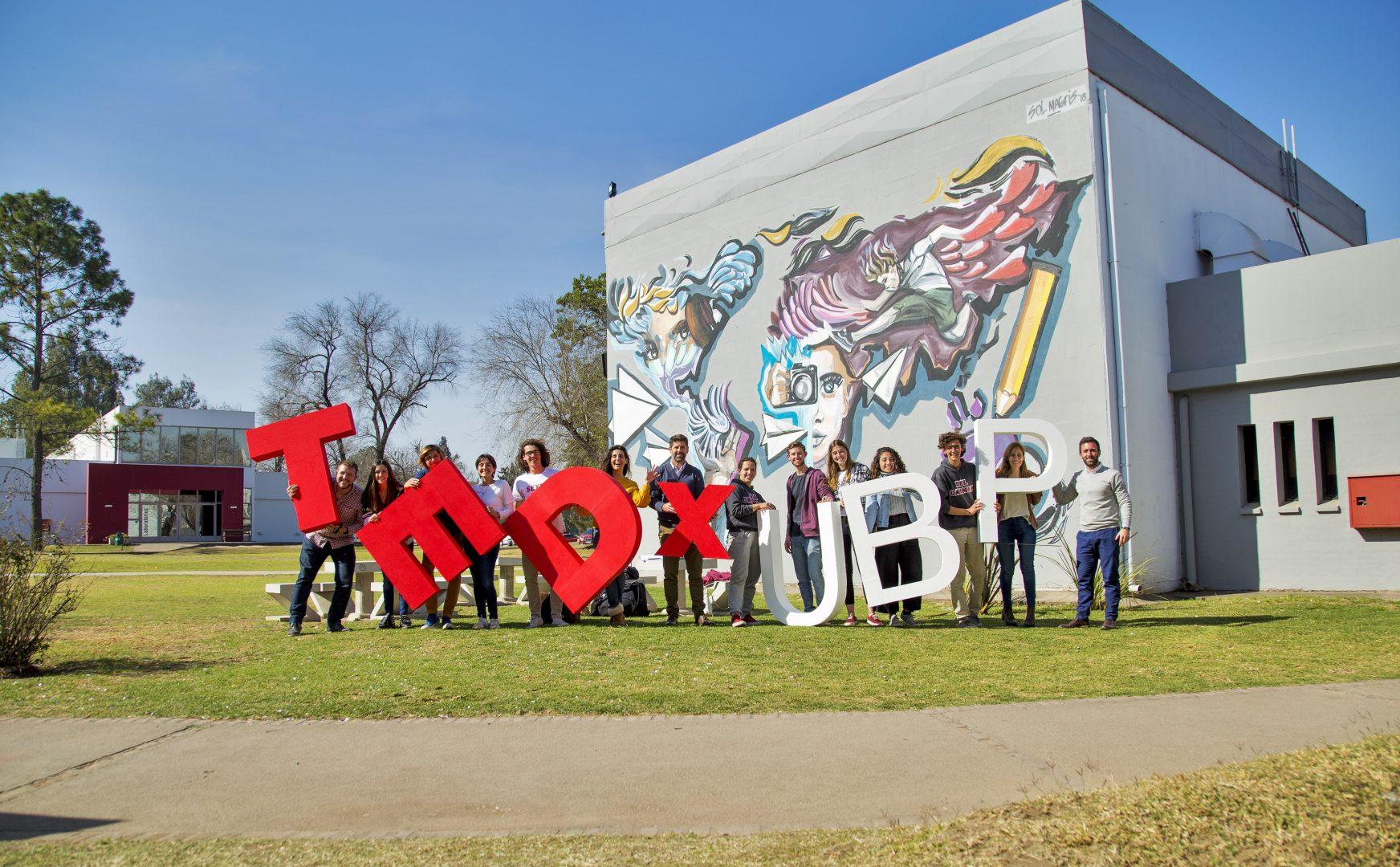 ¡Se viene TEDxUBP!