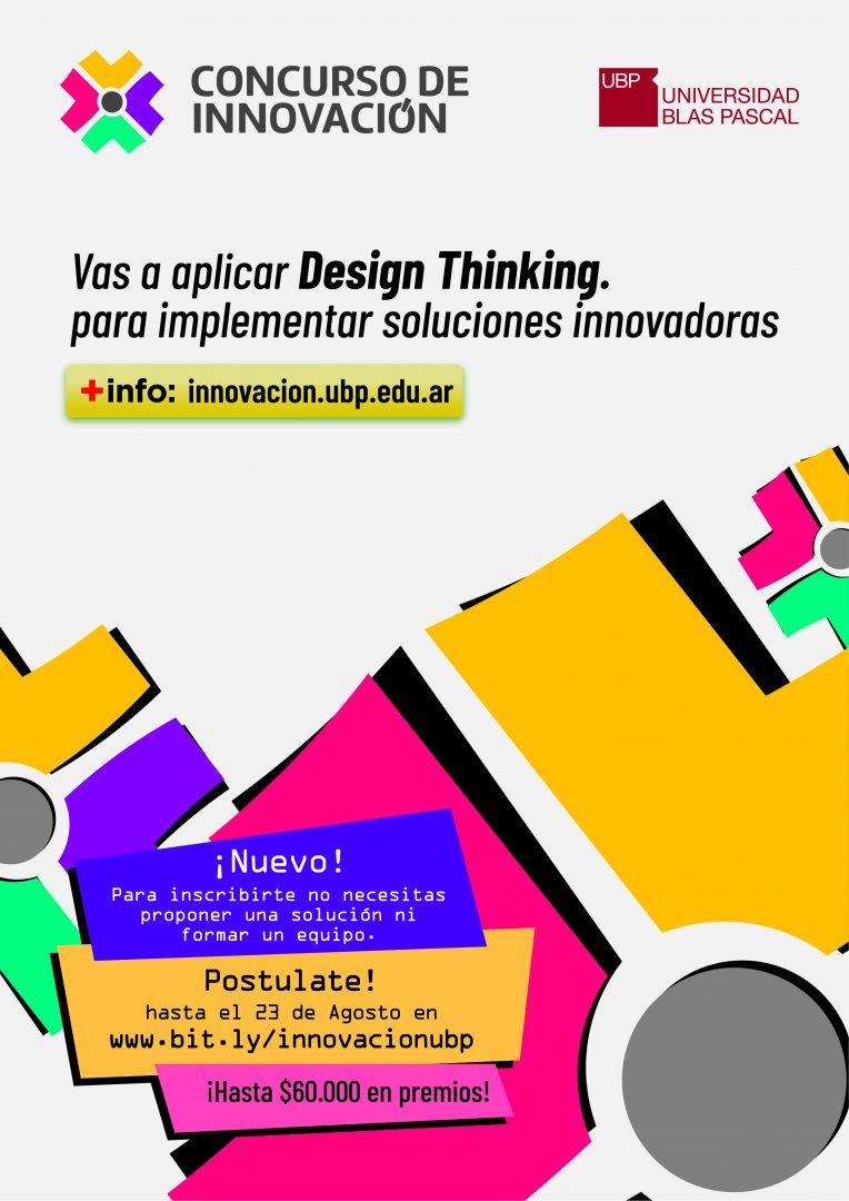 Últimos días para inscribirse en el Concurso de Innovación de la UBP