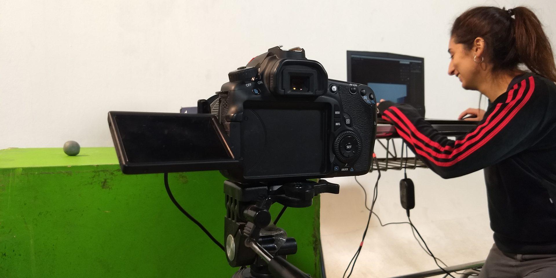 El director del Polo Audiovisual da una charla en la diplomatura en técnicas de animación