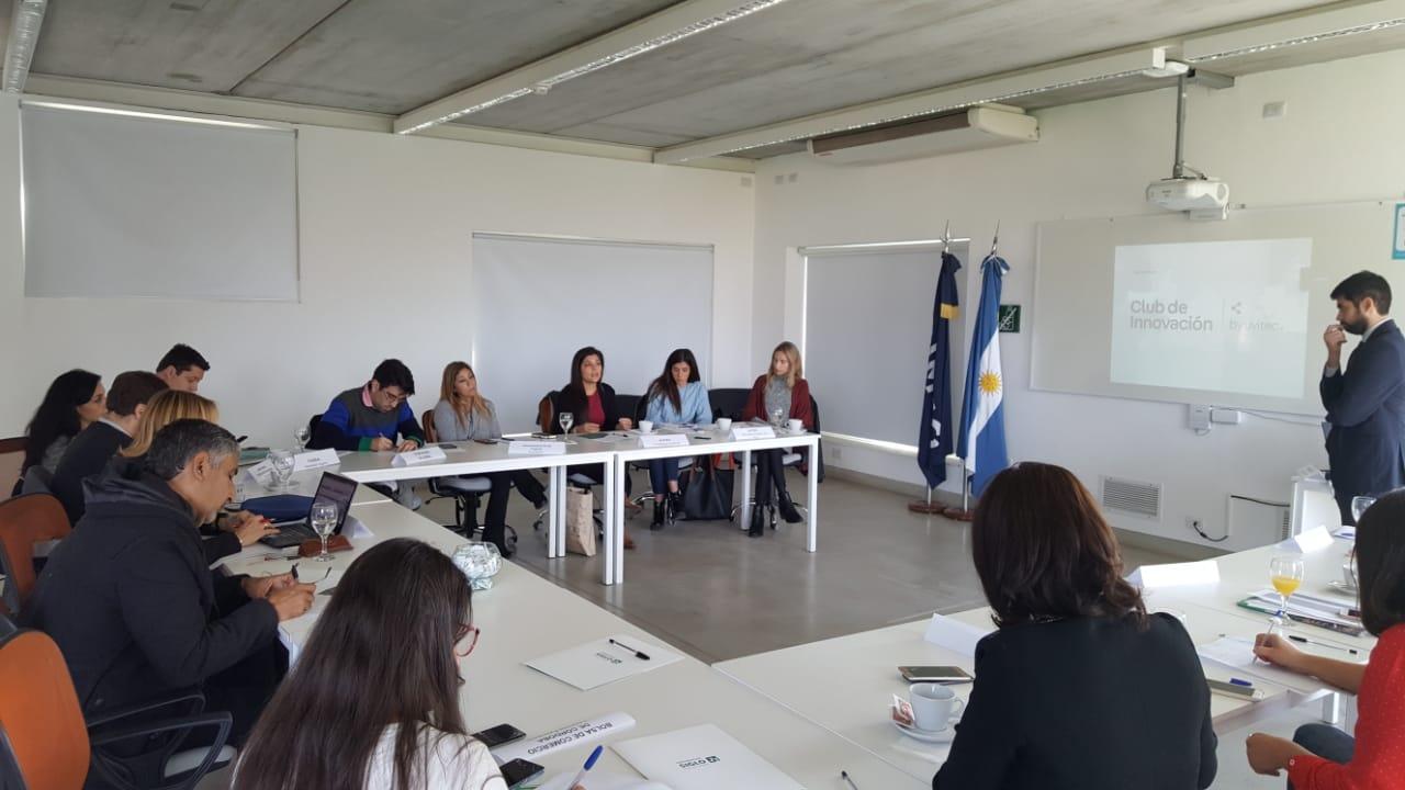 La UBP participa de la primera mesa de diálogo para la Internacionalización Sostenible