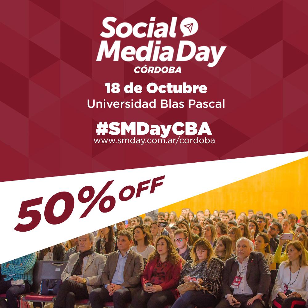 Nueva edición del Social Media Day en la UBP