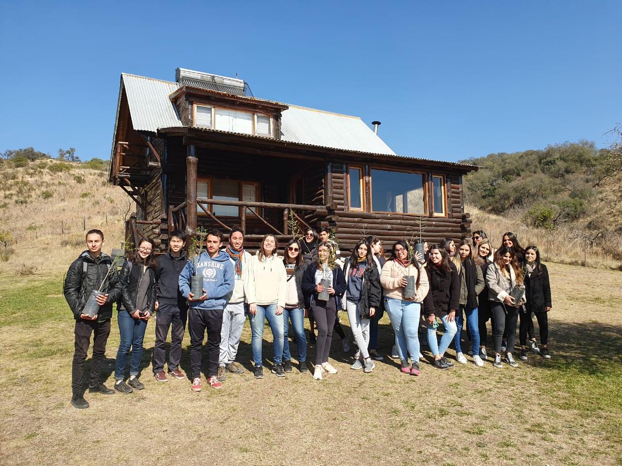 Alumnos de Turismo visitan Candonga