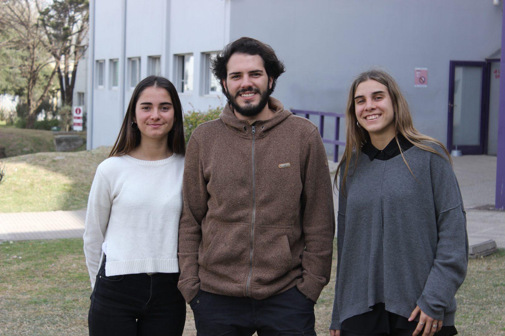 Estudiantes de la UBP comienzan un proyecto para crear bares sustentables