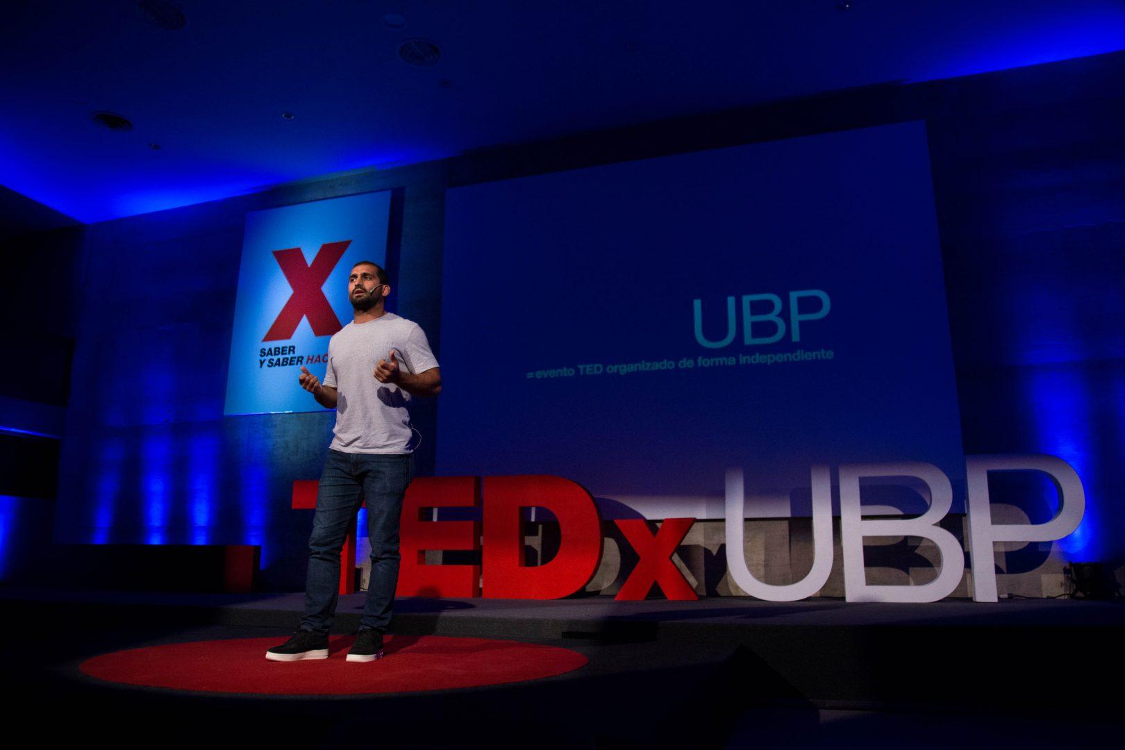¡Cuenta regresiva para TEDxUBP!