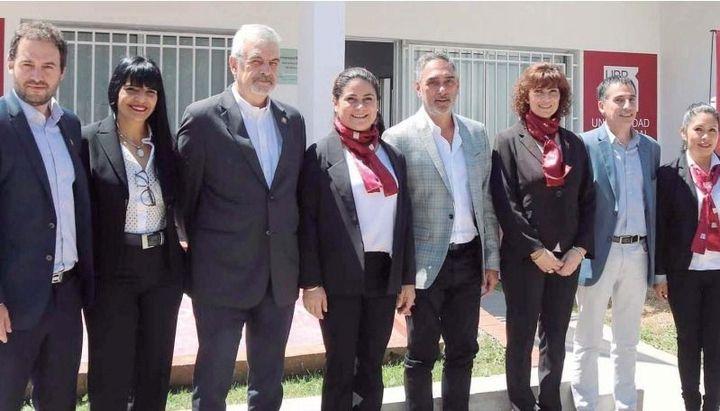 Se realizó el encuentro regional de la Universidad Blas Pascal