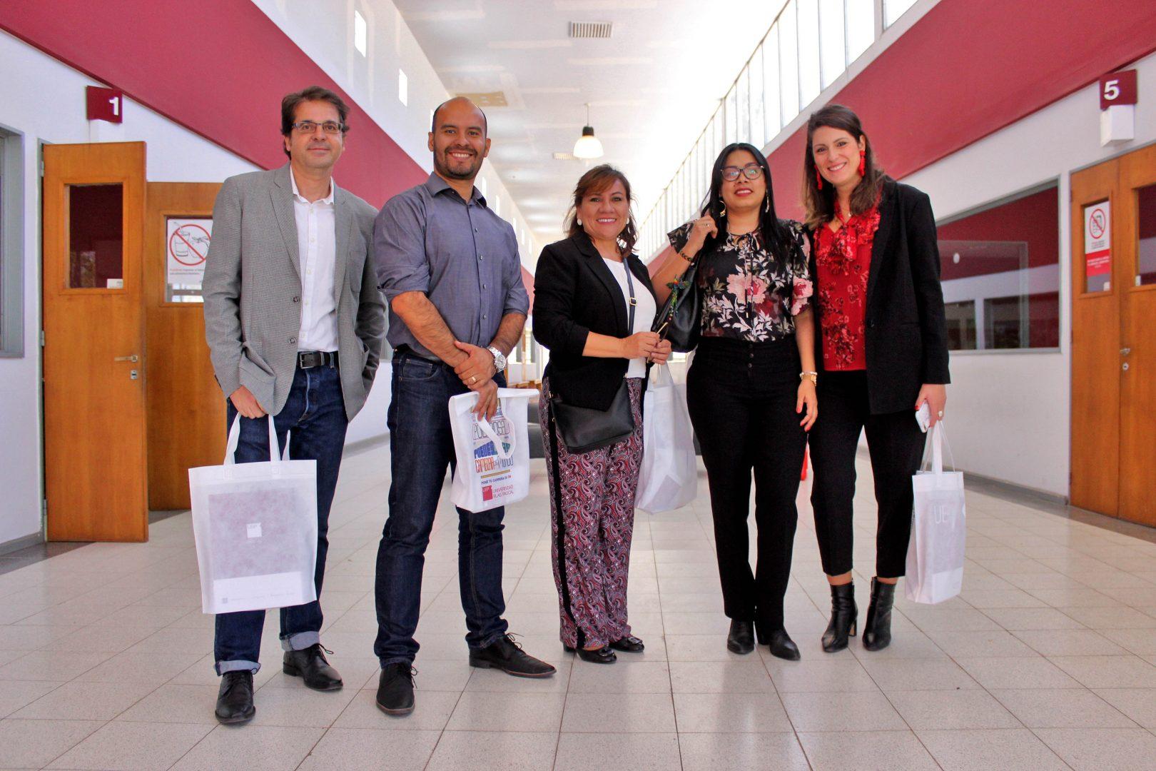 Convocatoria abierta para docentes extranjeros: Semana Internacional ONLINE en la UBP