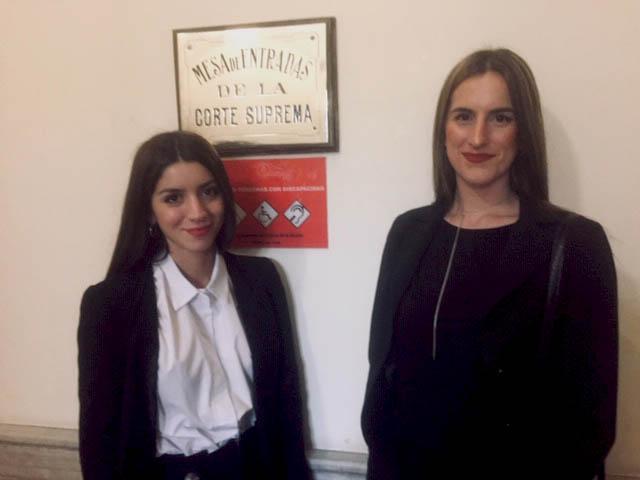 Viaje académico a los Tribunales de Comodoro Py