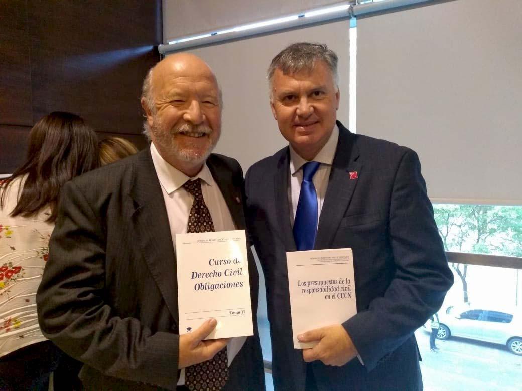 Viale: dos nuevos libros sobre Derecho Civil
