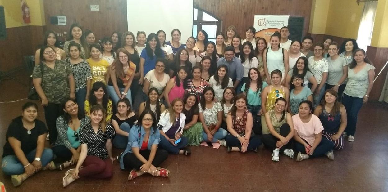Sinergia: en Salta con charlas sobre Educación