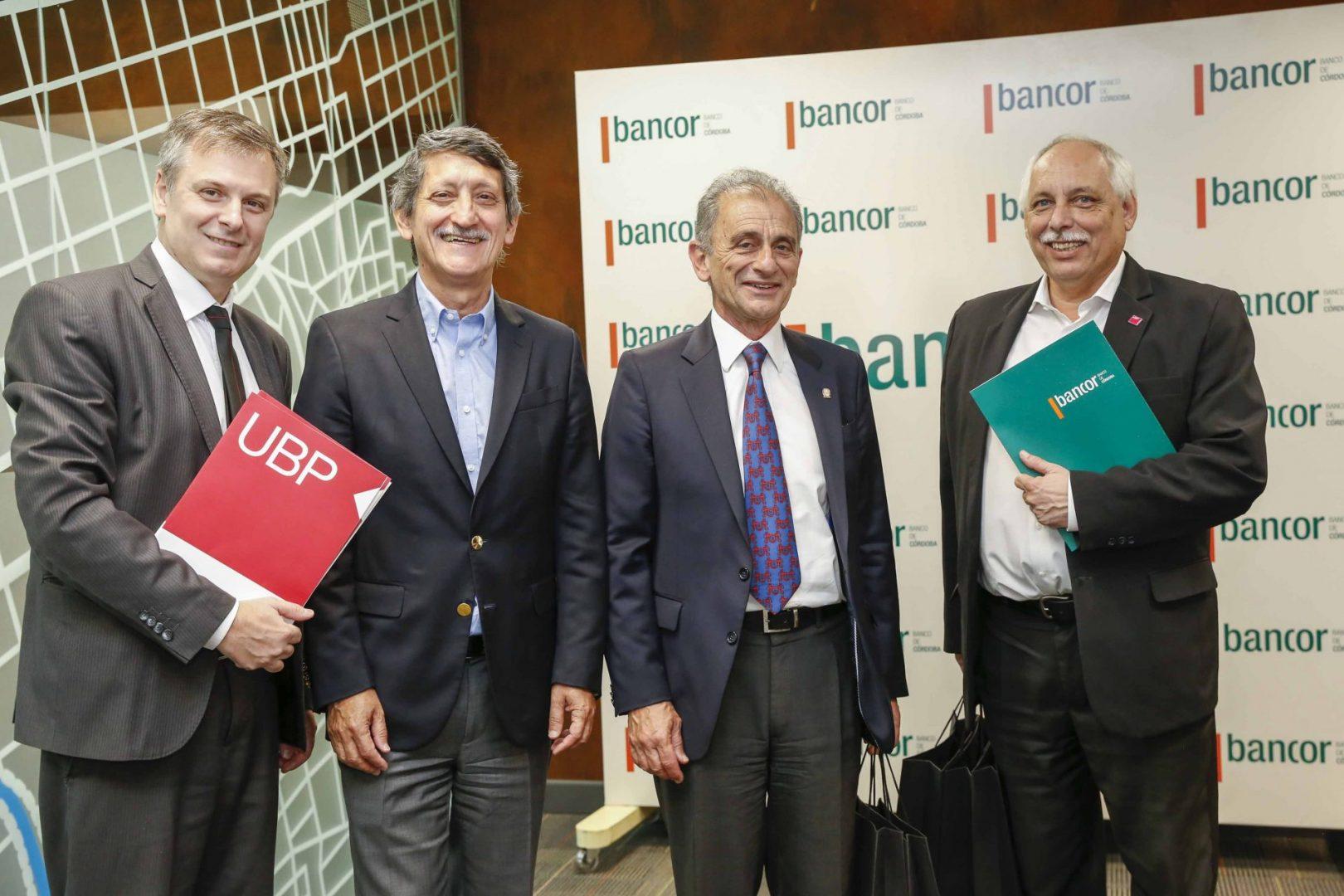 Bancor y la UBP se unen para capacitar a las nuevas generaciones