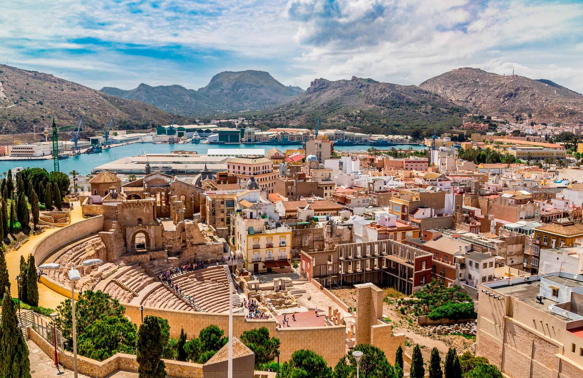 ¡Becas para estudiar en la Universidad de Murcia!
