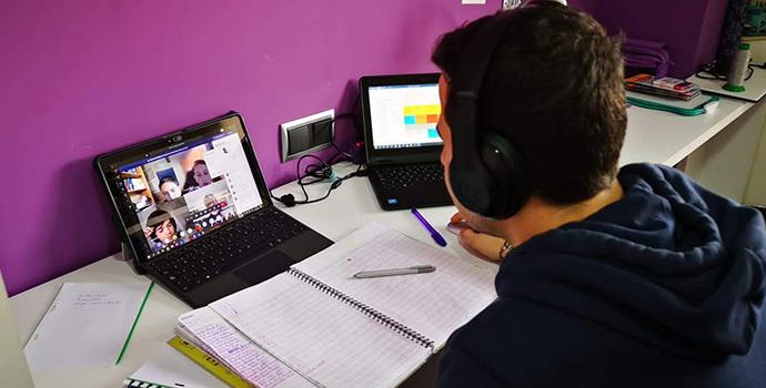 El desafío de los encuentros virtuales en vivo