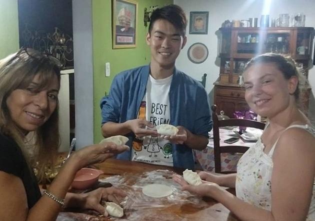 Familias anfitrionas en tiempos de COVID-19