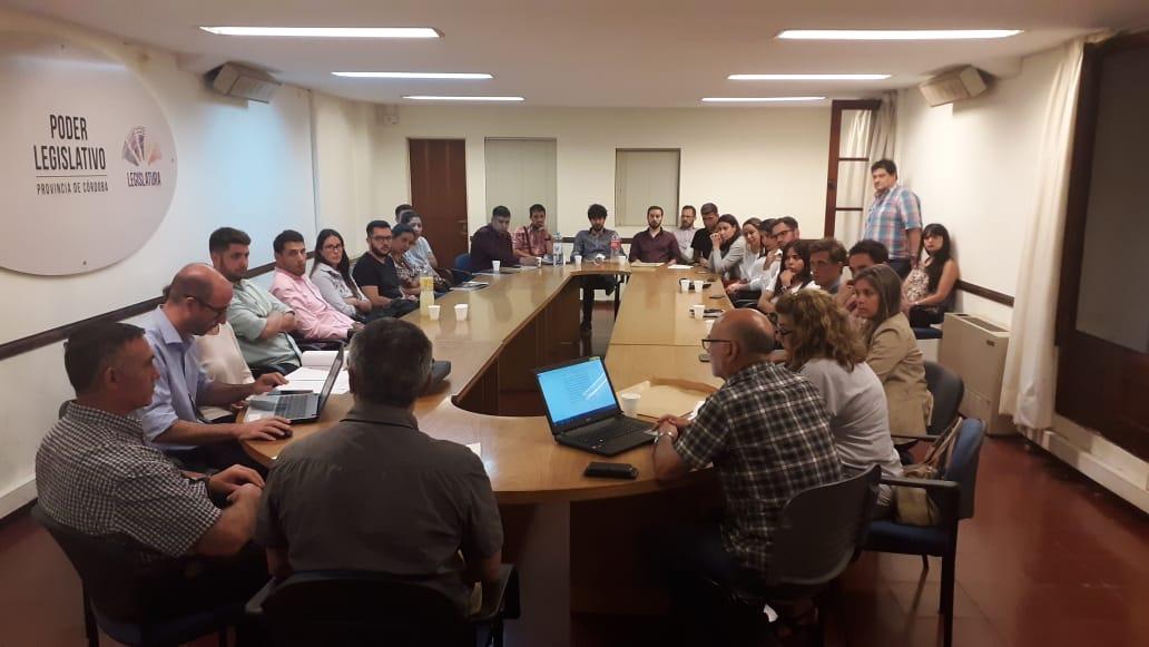Se conformó el Colegio Profesional en Higiene y Seguridad Laboral de Córdoba