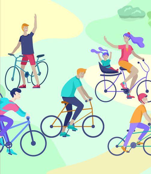 ¿Tenés una bici que no usas? ¡Traela a la UBP!