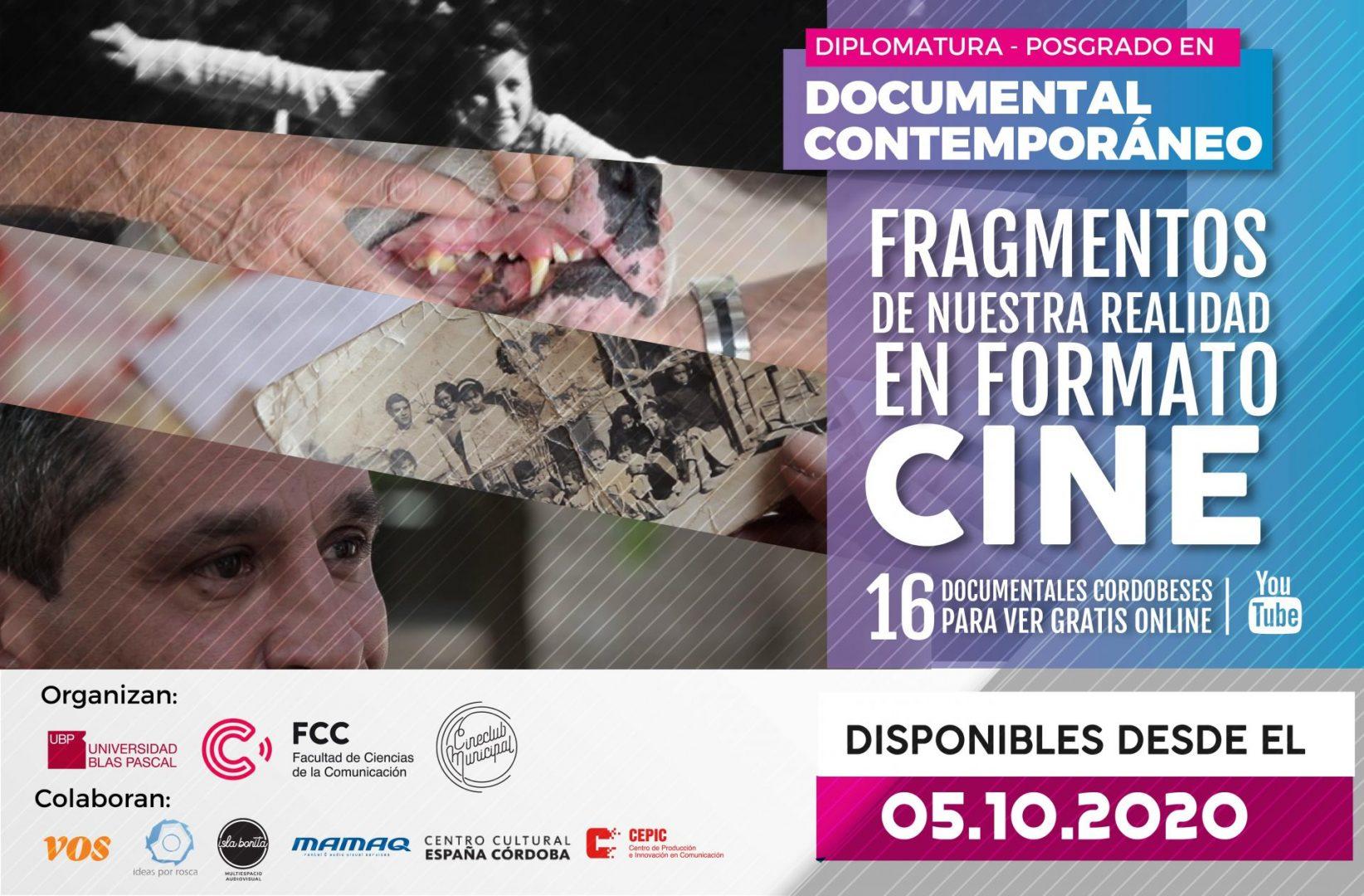 Realidad en formato cine: 16 documentales cordobeses para ver