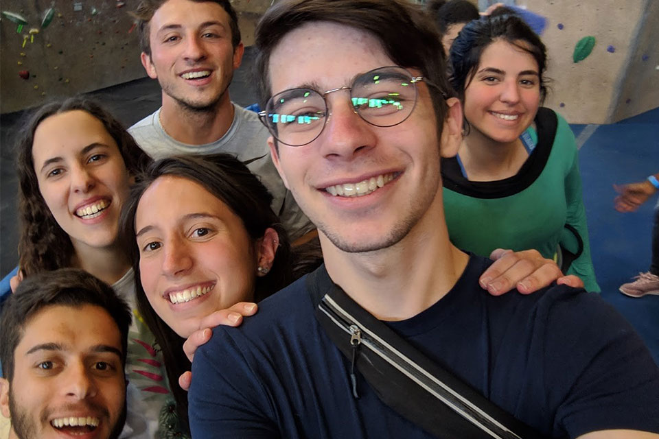 Becas a EE. UU. para estudiantes de grado
