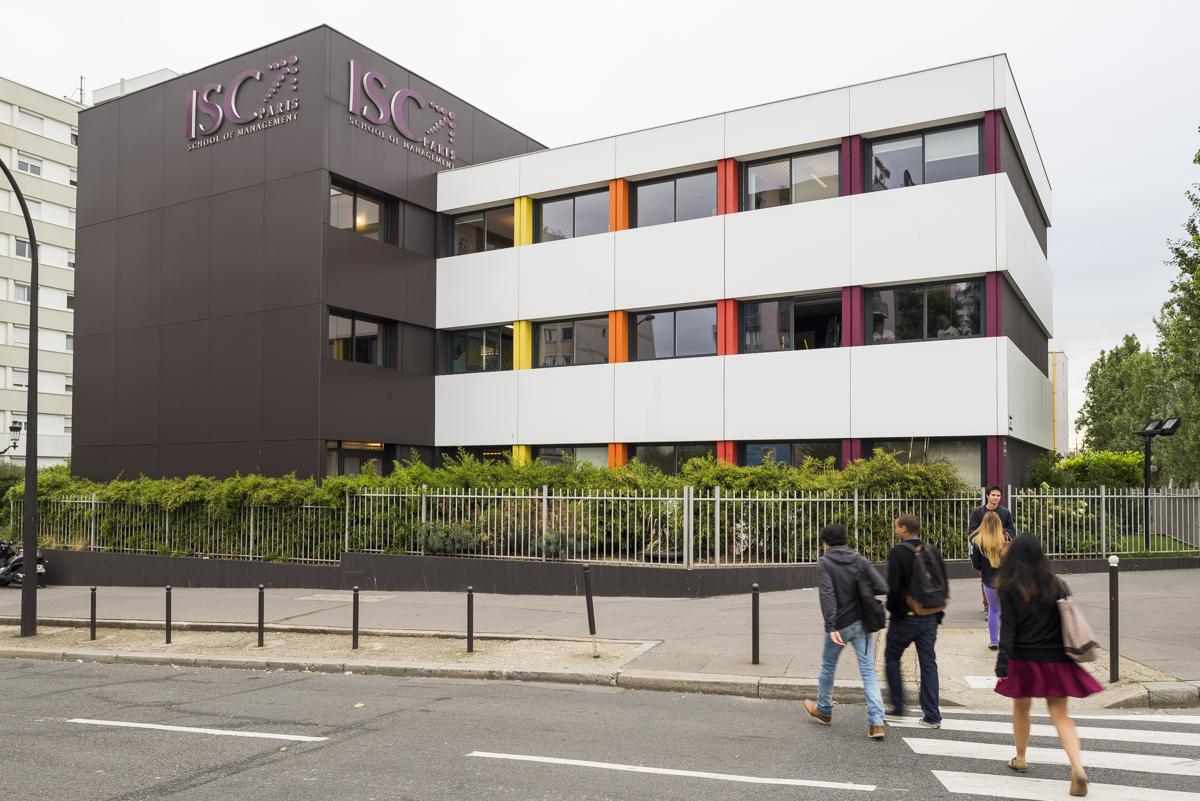Online: semana internacional de ISC París