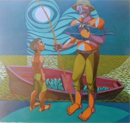 Muestra artística en homenaje a los 63 años de Radio Nacional Córdoba