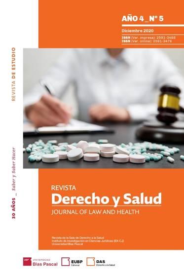 La Revista Derecho y Salud avanza en sus indexaciones y se posiciona a nivel internacional