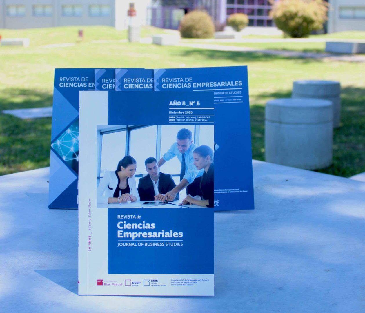 La Revista de Ciencias Empresariales cumple estándares internacionales e ingresa a Latindex