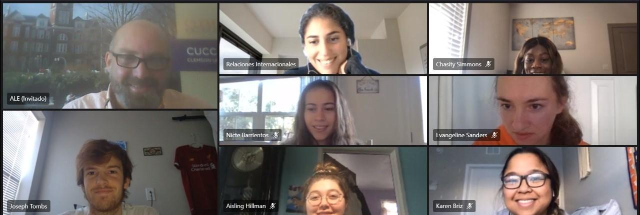 Inicio de nueva edición de Programa Online para estudiantes extranjeros en la UBP