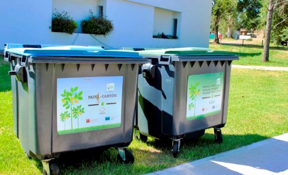 Gestión Ambiental: reciclar y ayudar