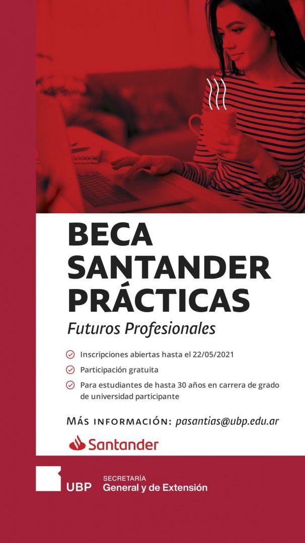 Becas Santander Río: Futuros Profesionales