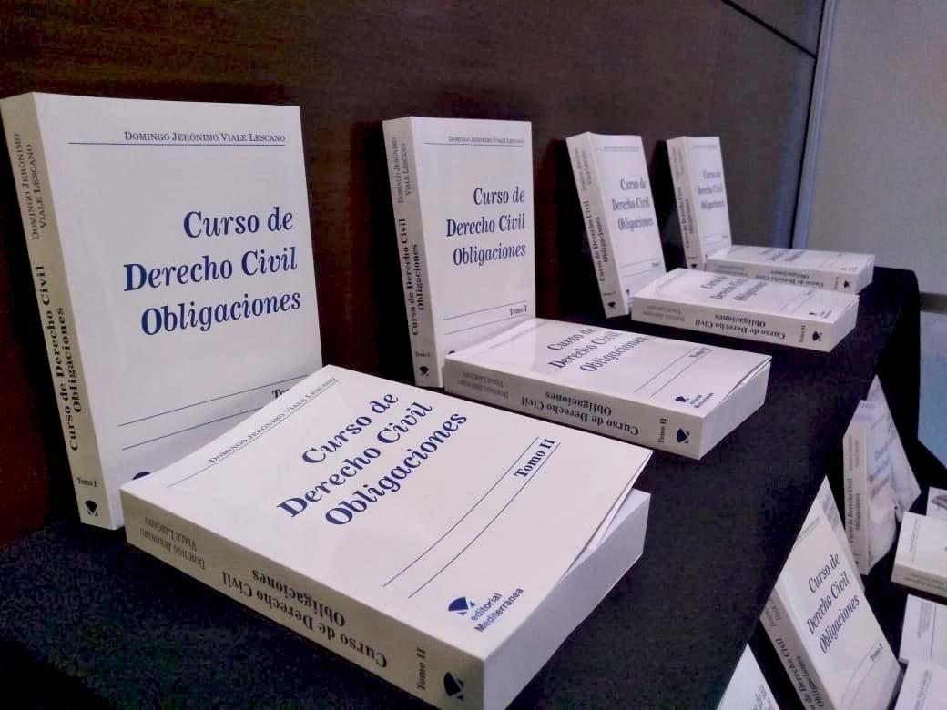 """""""Curso de Derecho Civil. Obligaciones: una obra de suprema utilidad"""""""
