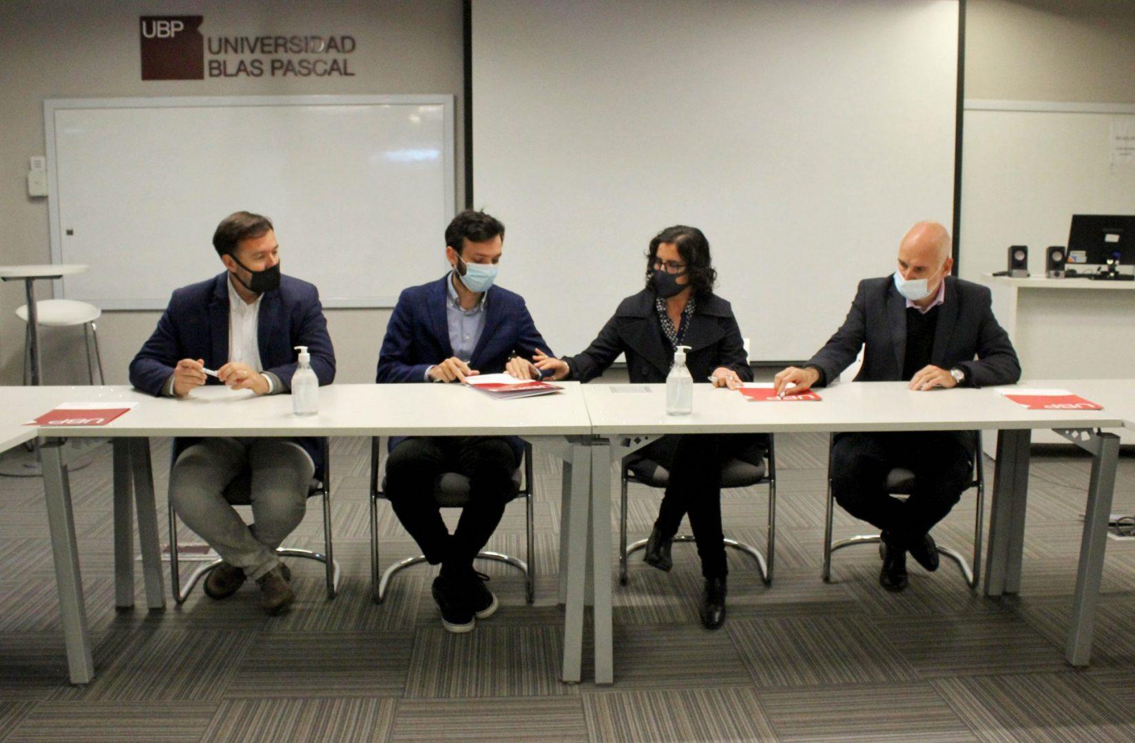Colaboradores del IPAA y CORMECOR cursarán la Maestría en Gestión y Desarrollo Sostenible