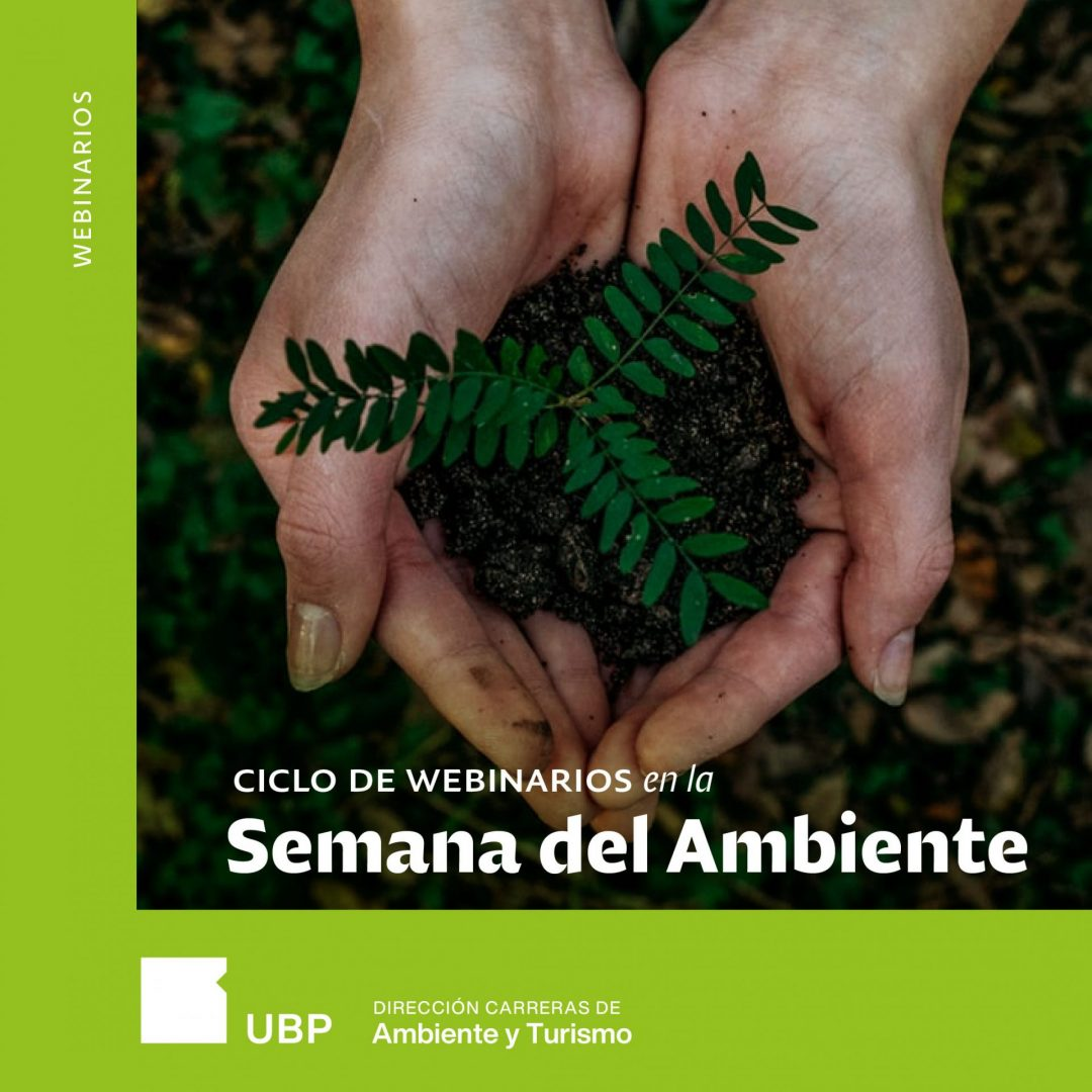 Ciclo de Webinarios en la Semana del Ambiente