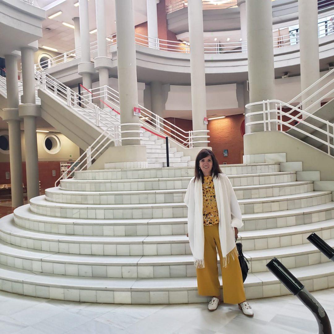 La Dra. Claudia Zalazar visitó la Universidad Autónoma de Madrid