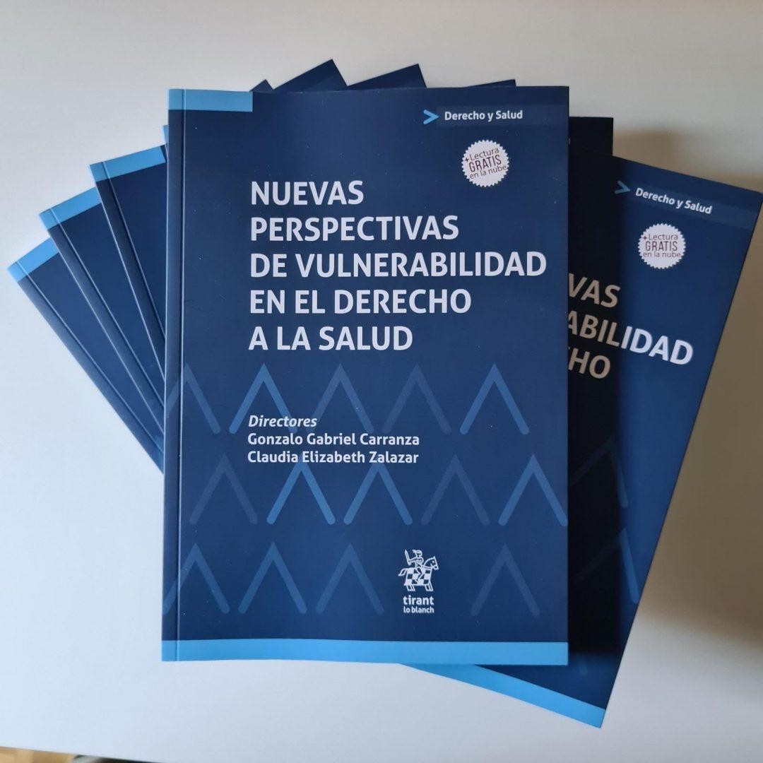 Docentes UBP presentan su libro sobre Derecho a la Salud