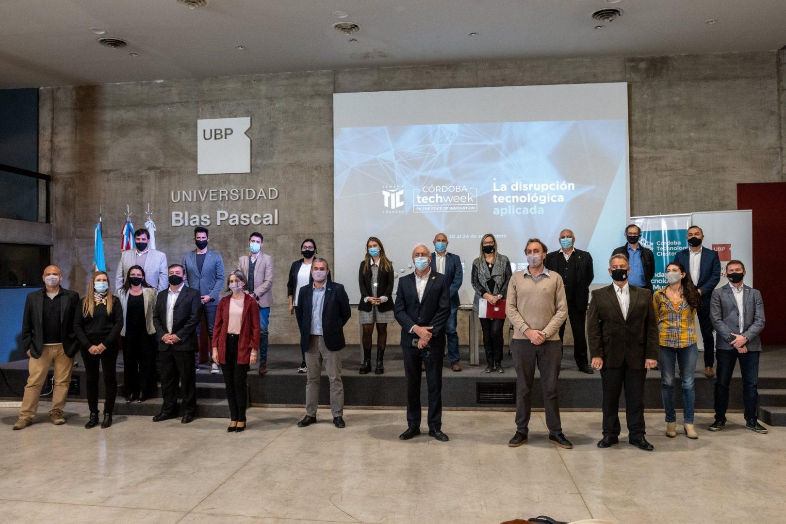 """Se lanzó la """"Córdoba Tech Week"""" en la Universidad Blas Pascal"""