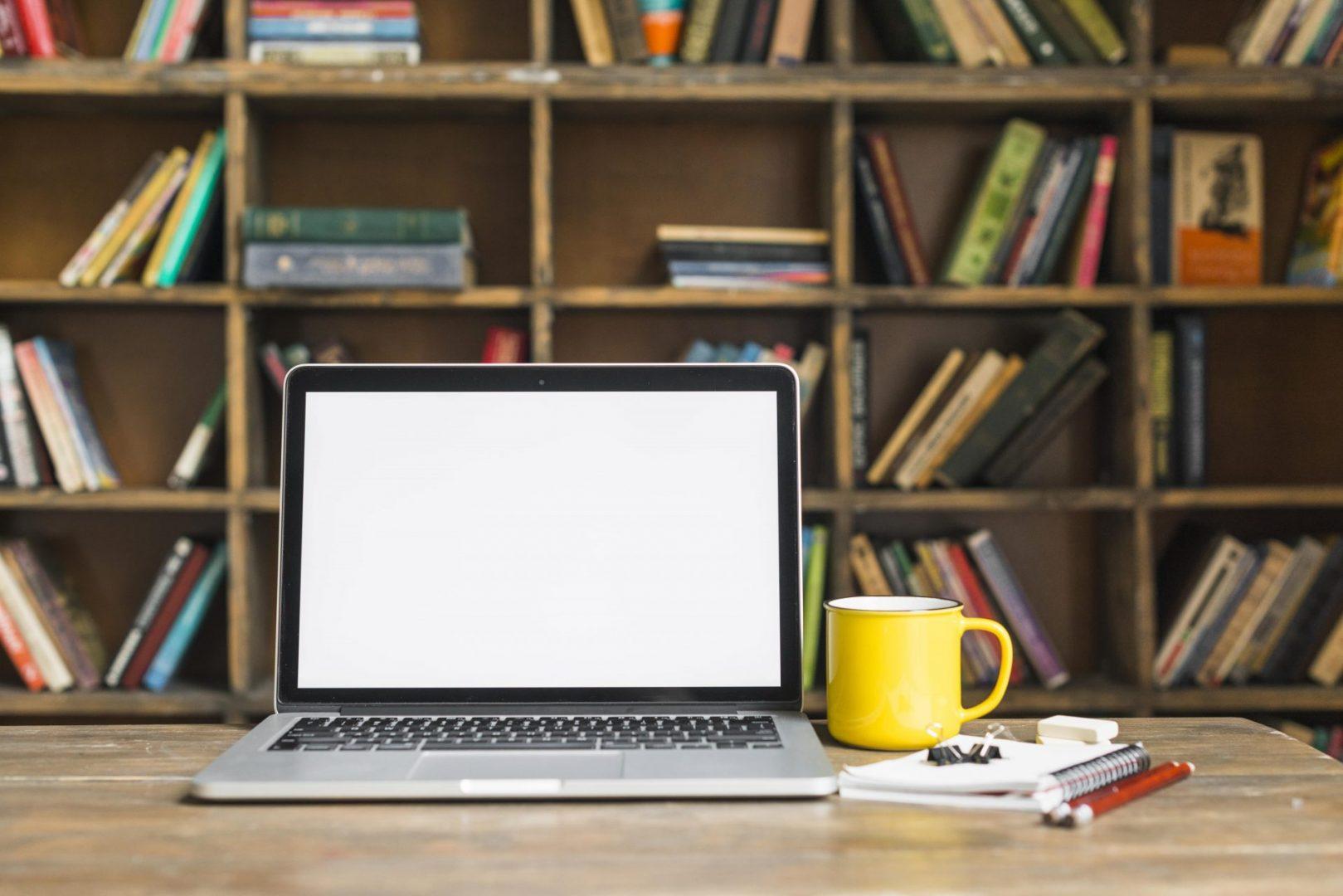 Biblioteca: atención virtual hasta el 10 de septiembre