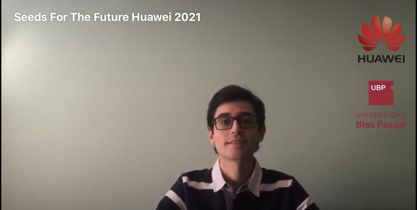Participará del exclusivo programa de capacitación de Huawei
